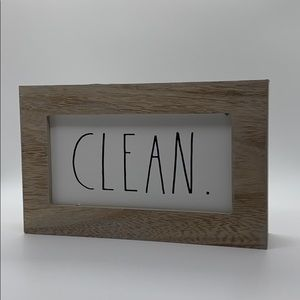 """NEW RAE DUNN """"CLEAN"""" PICTURE !!"""